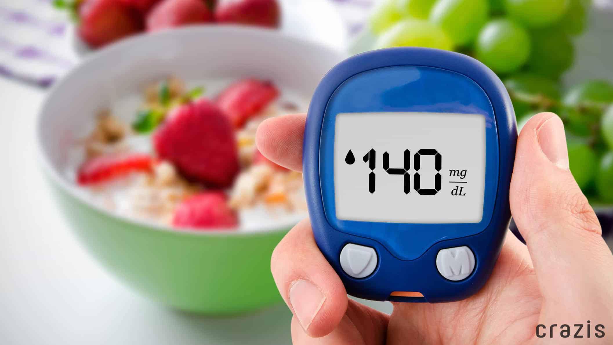 Low Carb giúp giảm nguy cơ mắc bệnh tiểu đường loại 2