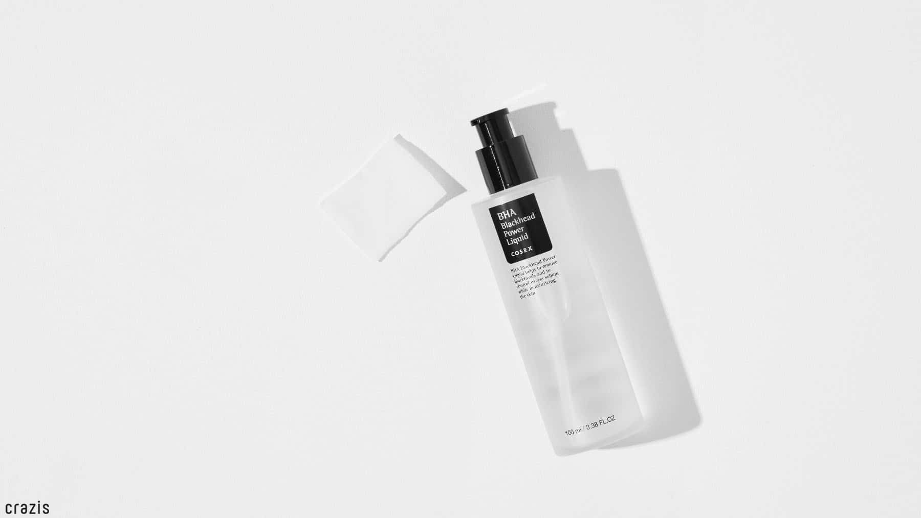 Serum trị mụn Cosrx BHA Blackhead Power Liquid