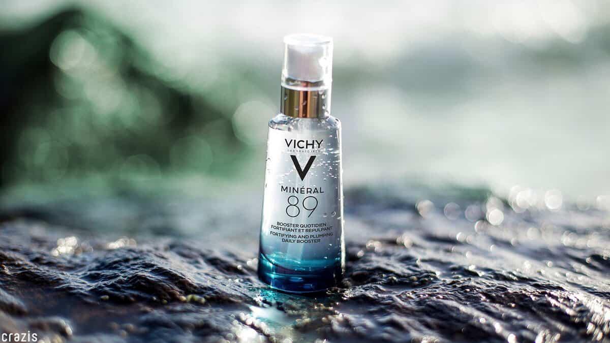 Serum cho da khô Vichy Mineral 89