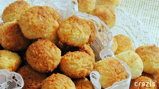 Bánh Macaroon dừa DAS