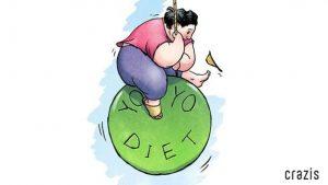 Hiệu ứng Yo-Yo sau khi ăn GM Diet là gì?