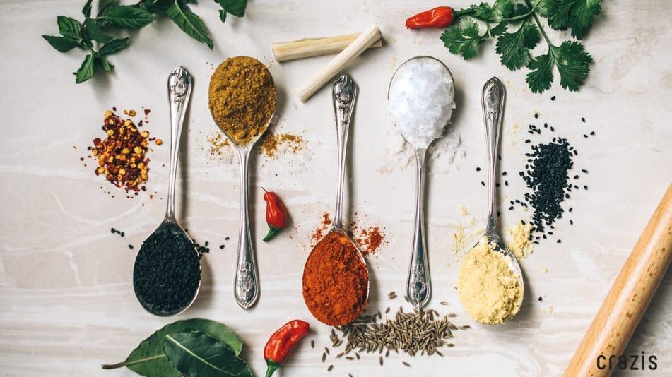 Thực phẩm được ăn thoải mái khi áp dụng DAS Diet