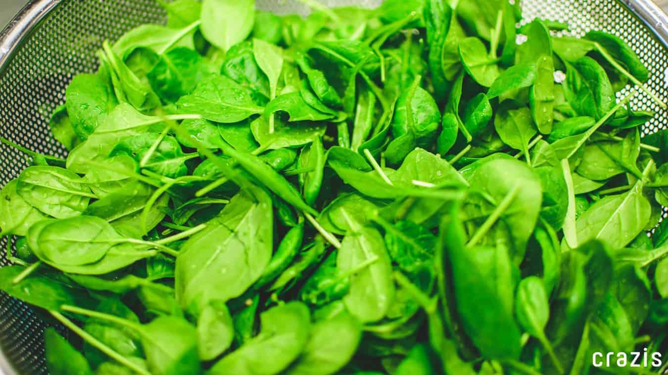 Lượng Carbohydrate từ rau xanh vô cùng tốt cho sức khỏe