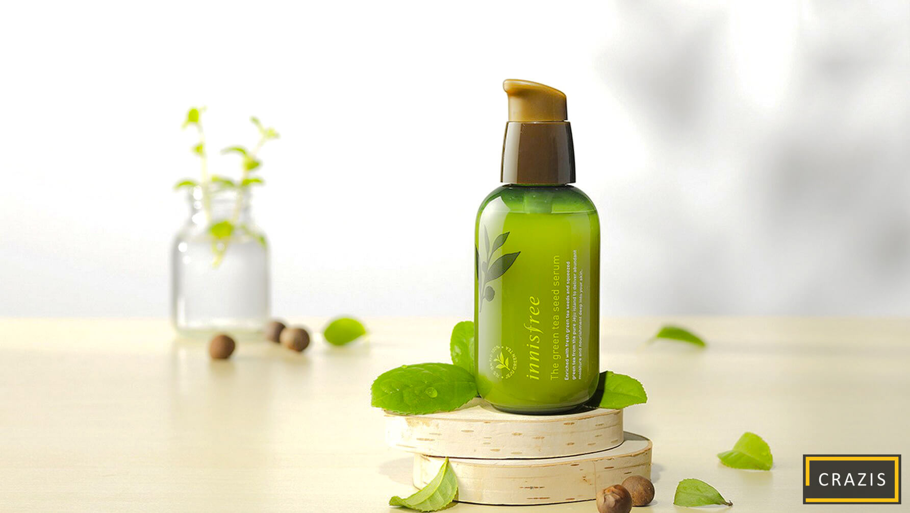 Serum innisfree green tea