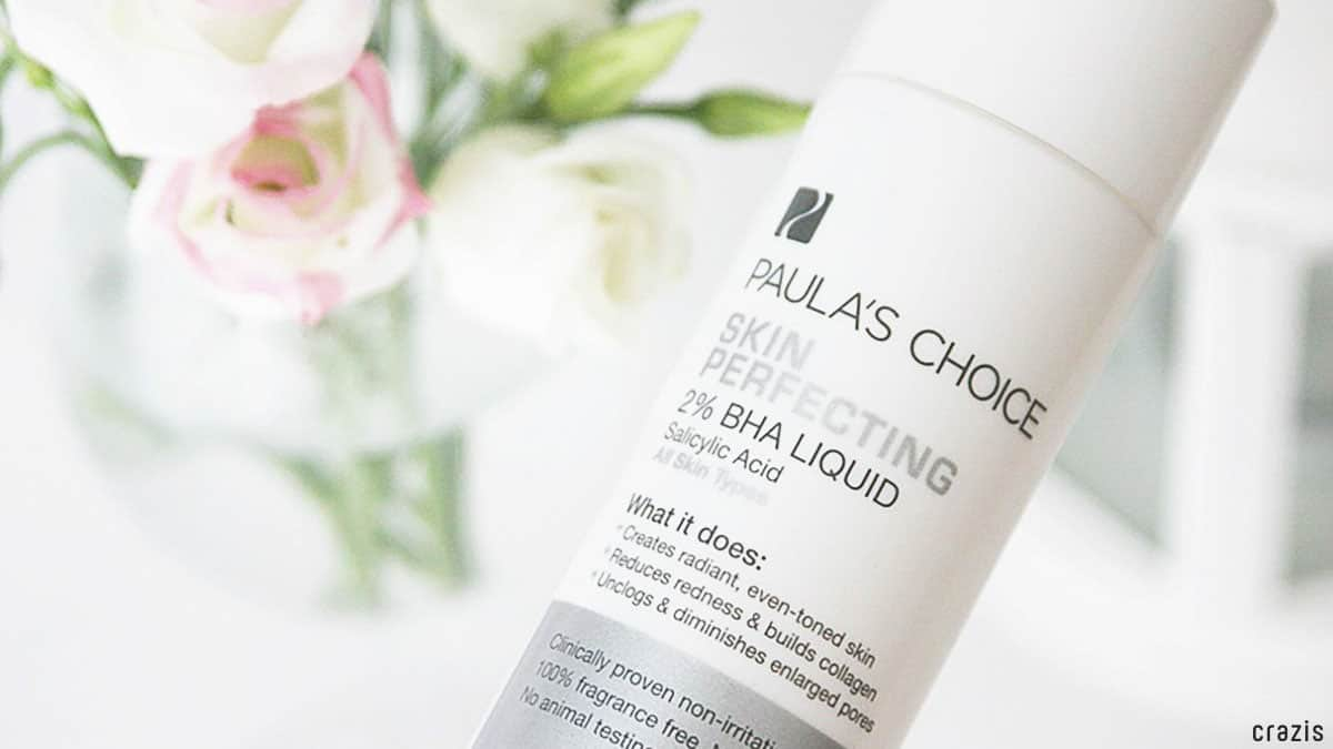Tẩy tế bào chết Paula's Choice Calm Redness Relief 1% BHA Lotion Exfoliant