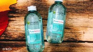 Nuoc tay trang cho da dau Garnier Micellar Cleansing Water Combination To Oily And Sensitive Skin 2