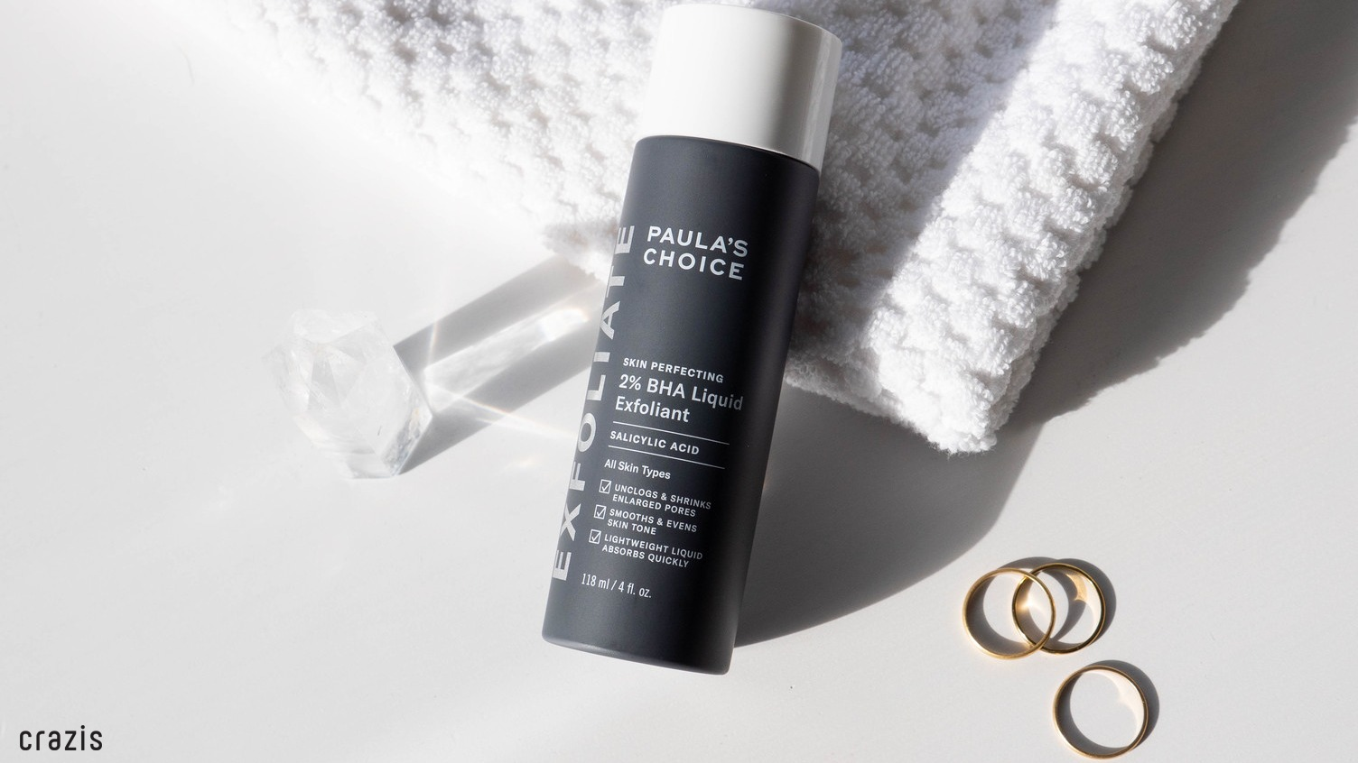 [Review] Paula's Choice Skin Perfecting 2% BHA Liquid Exfoliant