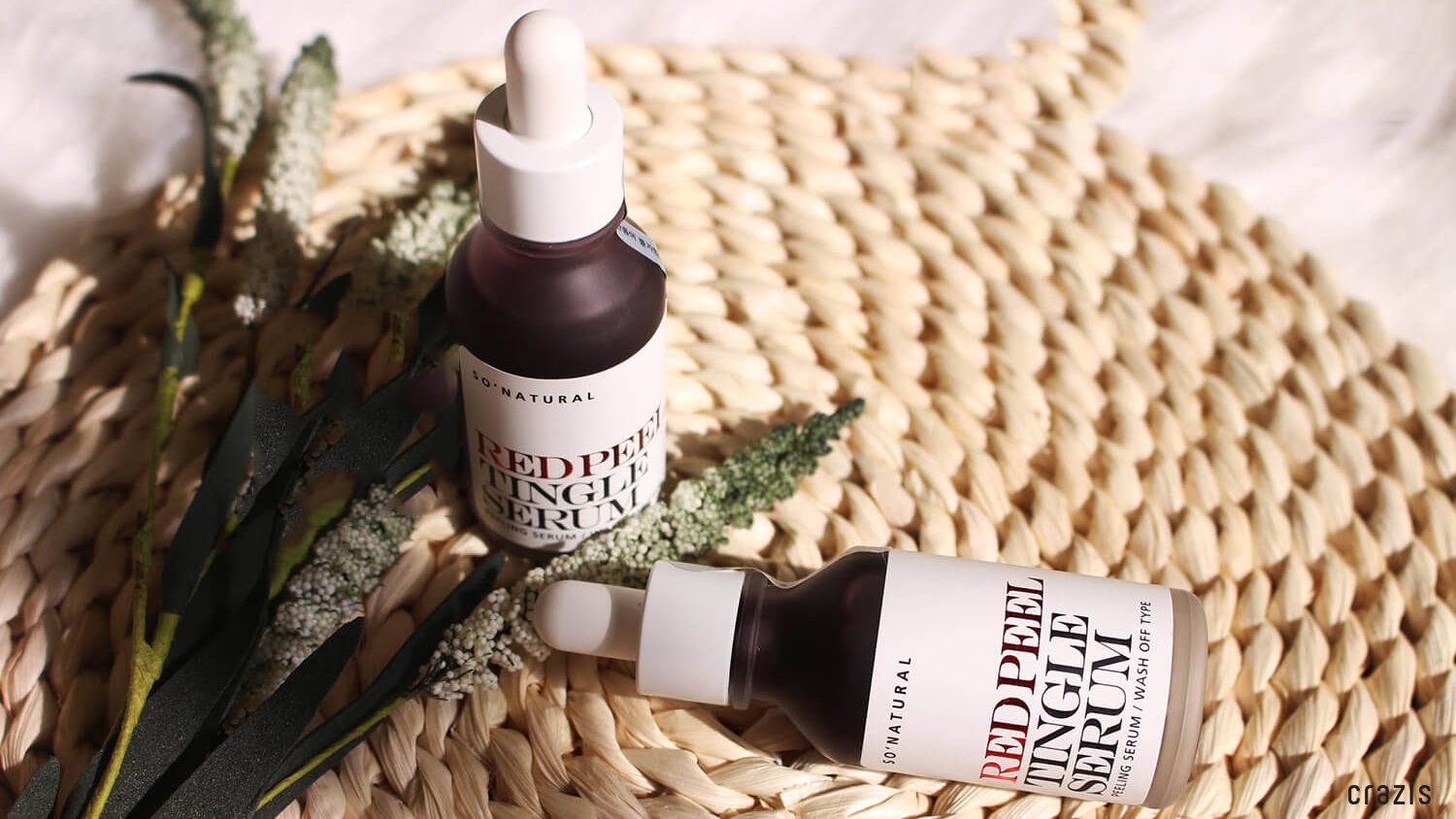 Review Red Peel Tingle Serum