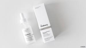 review serum the ordinary niacinamide 10% + zinc 1% 3