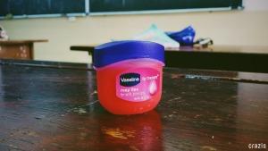 son duong moi vaseline rosy lip mini