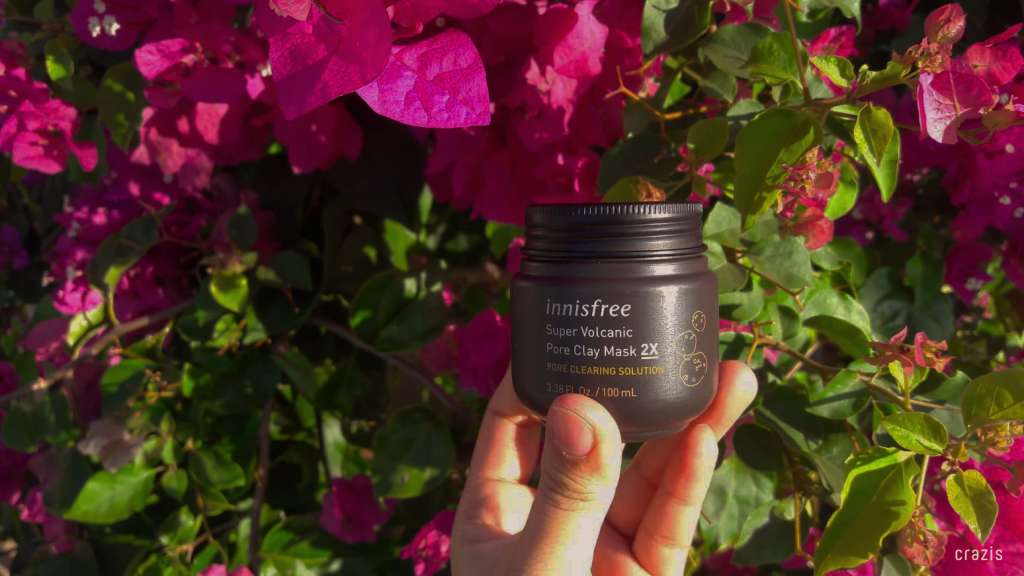 [Review] Innisfree Super Volcanic Pore Clay Mask 2X 1